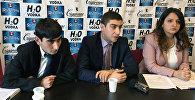 Севан Агаджанян, Арман Гукасян и Цовинар Костанян. Народное исследование на тему попыток переворотов в Армении по сценарию Майдана