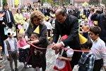 В Ереване открылся детский сад при содействии первой леди Армении Риты Саргсян