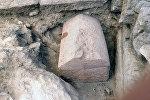 Раскопки в селе Агцк, Аштарак