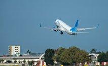 Самолет Boeing 737-8LJ авиакомпании Победа