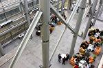 Открытие технологического центра в Ванадзоре