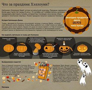 Что за праздник Хэллоуин?
