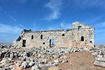 Церковный комплекс Калюте. Сирия