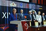 Серж Саргсян в Цахкадзоре присутствовал на церемонии открытия 14-го мирового первенства игры «Что? Где? Когда?»