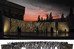 Монумент Стена скорби скульптора Георгия Франгуляна