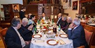 Ужин у Армена Амиряна