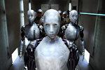 Кадр из фильма Я робот