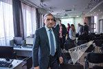 Министр транспорта, связи и информационных технологий Армении Ваган Мартиросян