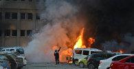 В турецком городе Адана прогремел взрыв