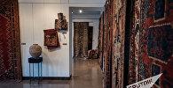 Республиканский симпозиум на тему Армянский узел: культура армянское ковроделия