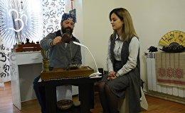 Вице-президент Федерации йоги Армении Грант Дандуров рассказывает о том, как правильно заварить чай