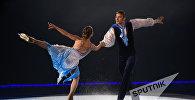 Tрогательное выступление пары Екатерина Астахова-Алексей Роганов  под композицию Я тебя никогда не забуду