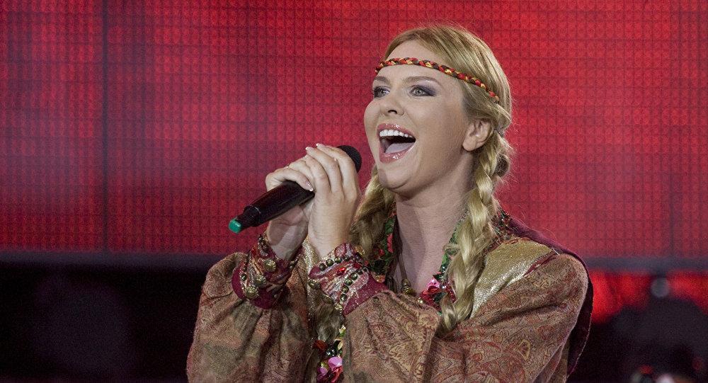 Певица Варвара