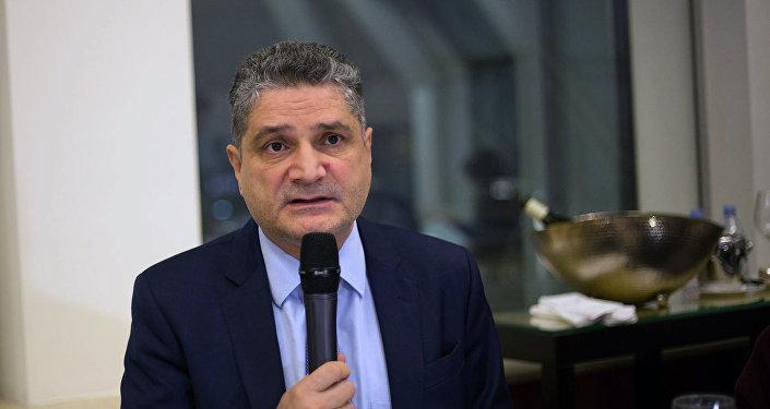 Встреча участников и гостей Армянского бизнес клуба КИЛИКИЯ с председателем Коллегии Евразийской экономической комиссии Тиграном Саргсяном