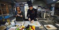 В гостях у шеф-повара: как приготовить стейк Томагавк