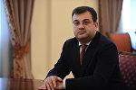 Посол Армении в Швеции Артак Апитонян
