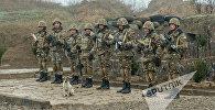 Военнослужащие армянской армии