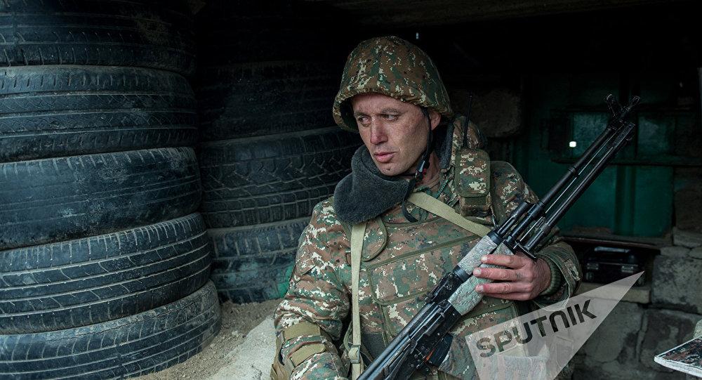 ВСАзербайджана нарушили режим предотвращения огня 40 раз— Минобороны Арцаха