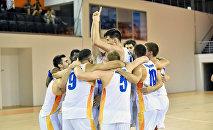 Баскетбольная команда Урарту