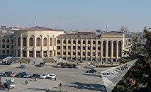 Здание мэрии города Гюмри