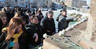 Российская делегация почтила память жертв Спитакского землетрясения