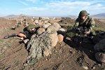 В Армении начались сборы с гранатометчиками российской военной базы