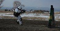 Военные РФ в Армении начали отбор кандидатов для участия в конкурсе Снайперский рубеж