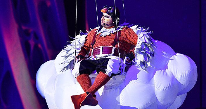 Шоу-мюзикл «Затерянный мир» в «Москвариуме»