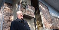 Открытие памятника советскому ученому-археологу Борису Пиотровскому в Ереване