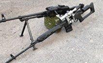 Cнайперская винтовка Драгунова
