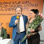 Встреча с медсестрой Рузанной, которую Кудзаев назвал самым красивым анестезиологом института Микаеляна. Доктор вспомнил как уже много дней спустя после трагических событий, они вместе посетили Китайский цирк.