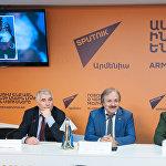 Показ фильма, снятого Sputnik Армения 28 лет спустя... Доктор, мы вас помним.