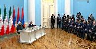 Армения и Иран углубляют экономическое сотрудничество
