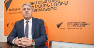 Вардан Восканян в гостях у радио Sputnik Армения