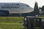 Захваченный террористами самолет авиакомпании Afriqiyah Airways приземлился на Мальте