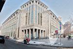 Здание бывшего Детского мира