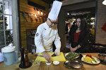 В гостях у шеф-повара: как приготовить стейк чимичурри