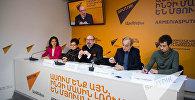 П/к пресс-конференция, посвященная первой кинопремии для отечественных фильмов Анаит