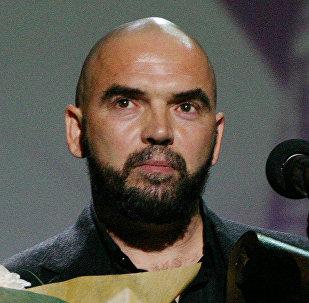 Журналист Вадим Речкалов