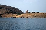 Озеро Ван. Армянская церковь Сурб Хач