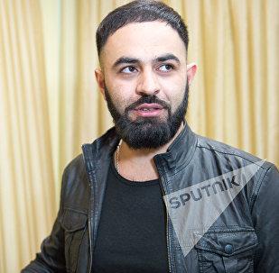 П/к победителя конкурса X фактор в Украине Севака Ханагяна в Ереване