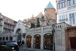 Армянская Апостольская церковь Сурб Геворг в Тбилиси