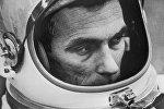 Американский космонавт Юджин Сернан