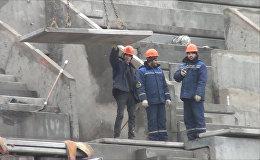 На финишной прямой: стадион Ростов-Арена обещают сдать в ноябре