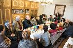 Мероприятие приуроченное 98-летию Сильвы Капутикян. Дом-музей Сильвы Капутикян