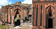Восстановление армянских церквей в Ани с помощью 3D моделирования