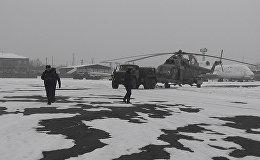 На аэродроме Эребуни отметили 21-ю годовщину со дня образования авиации ПВО