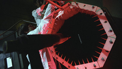 Противоградовая ракета Алазань