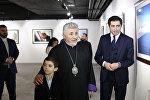 Выставка Давида Акопяна в Москве