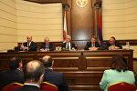заседание Совета РПА
